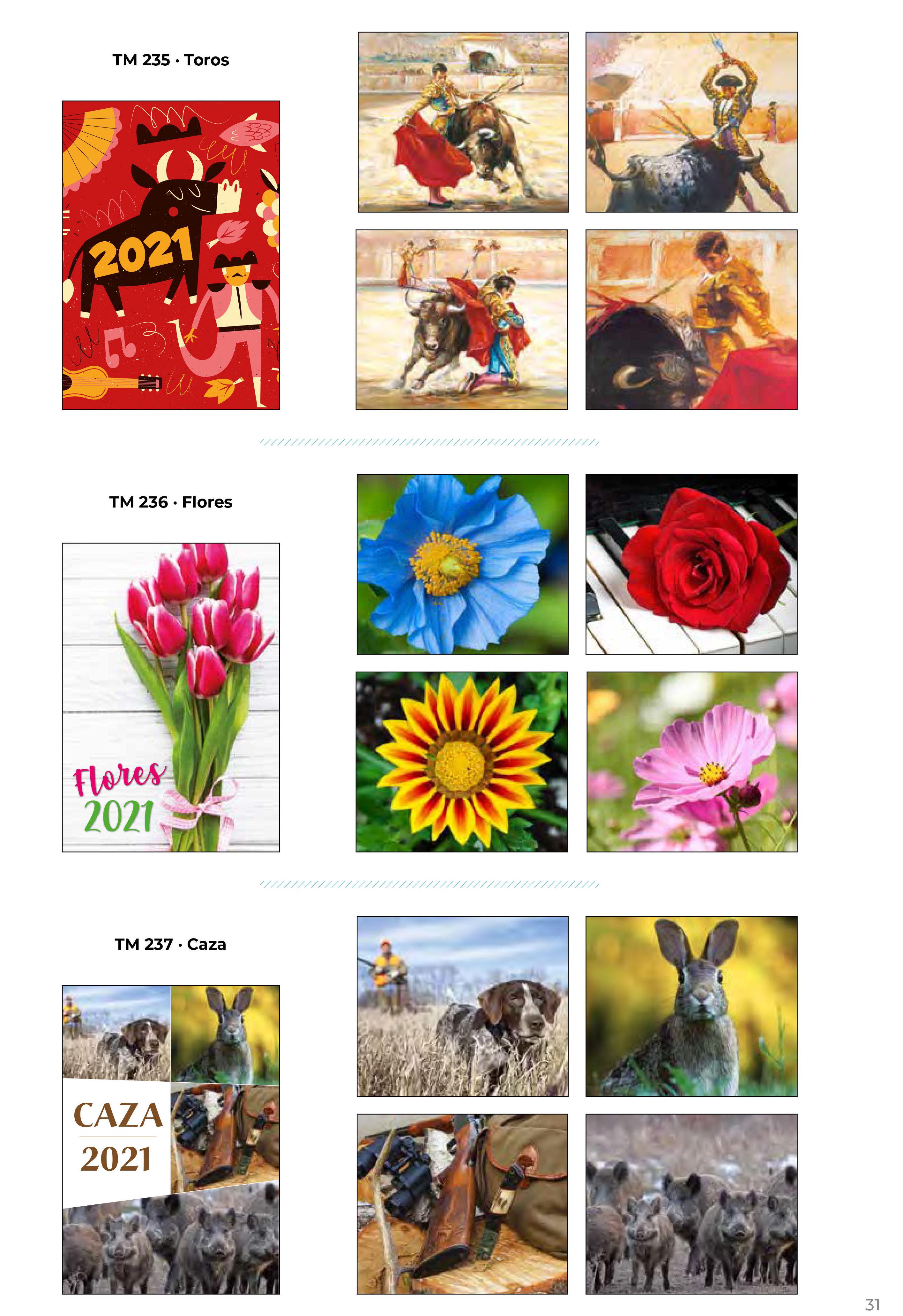Foto 33 de Calendarios en Madrid | Gráficas Kalendex