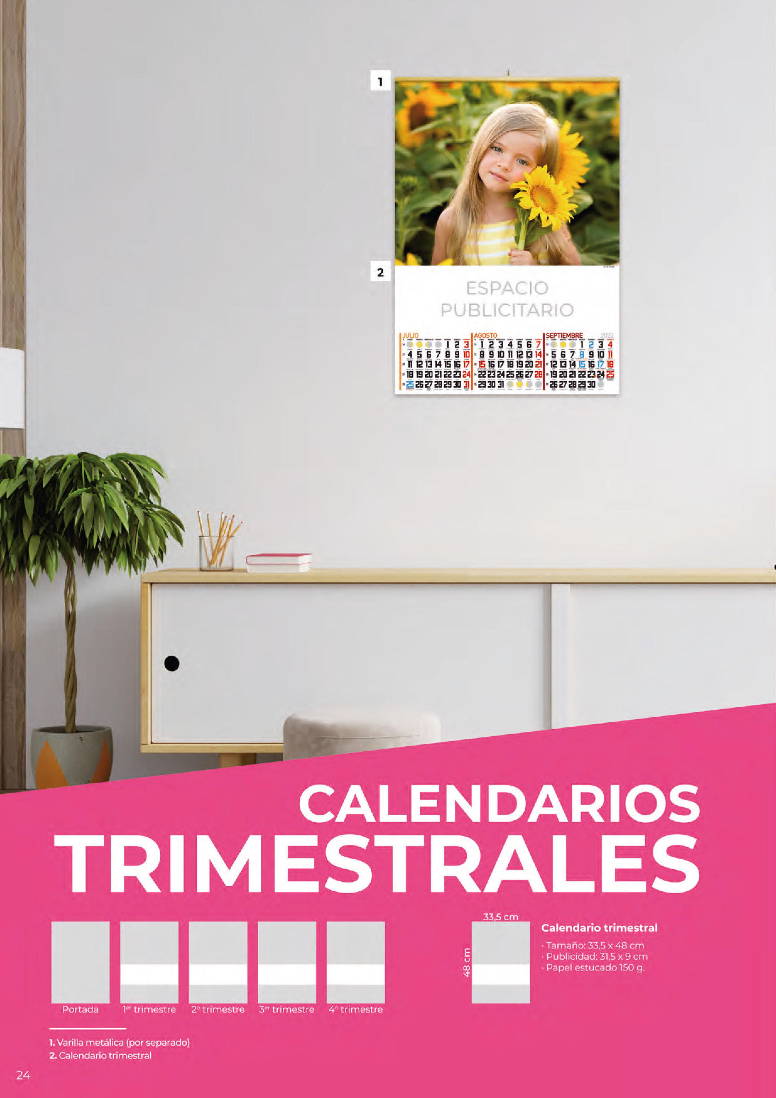 Foto 291 de Calendarios en Madrid   Gráficas Kalendex