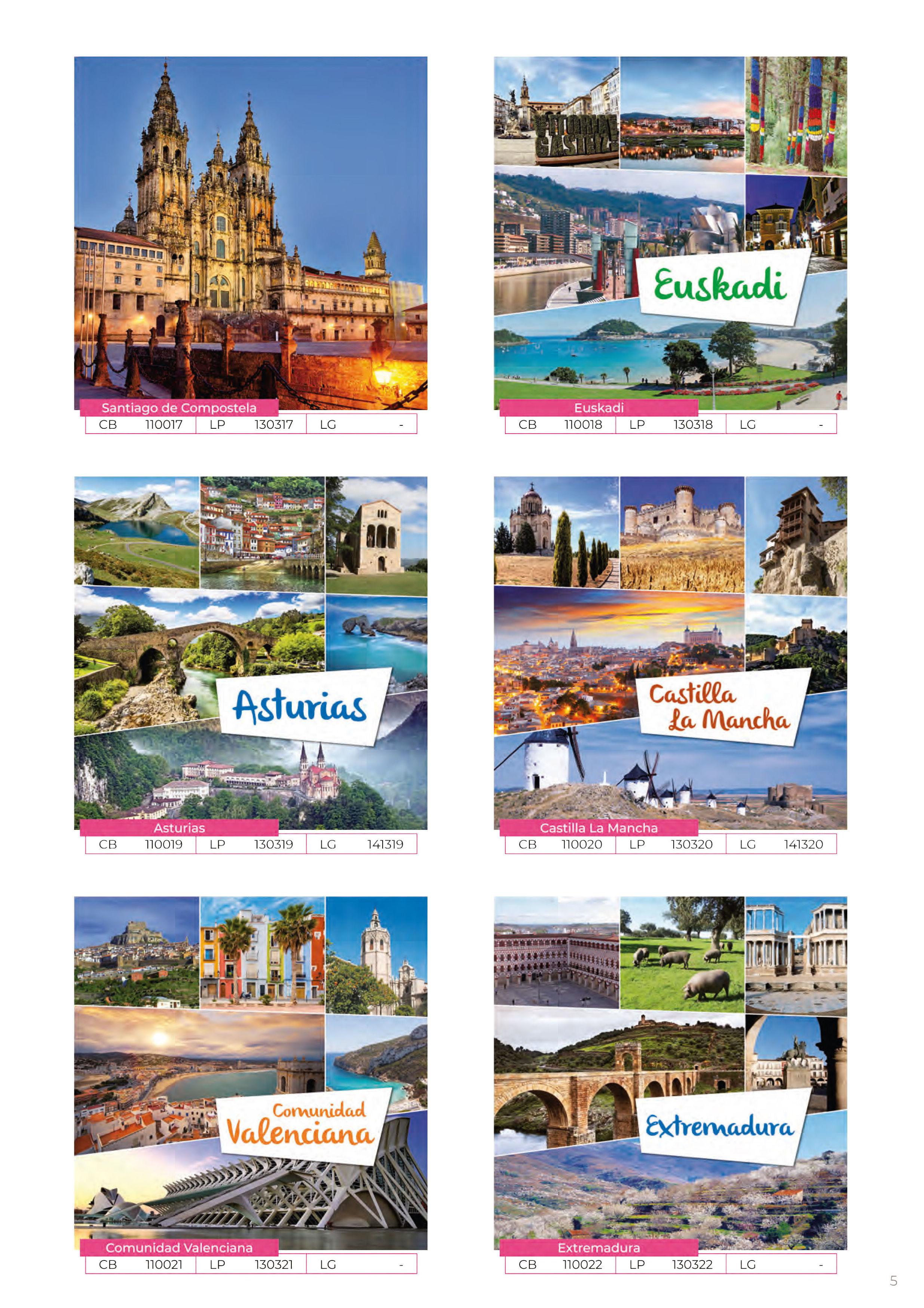 Foto 271 de Calendarios en Madrid | Gráficas Kalendex