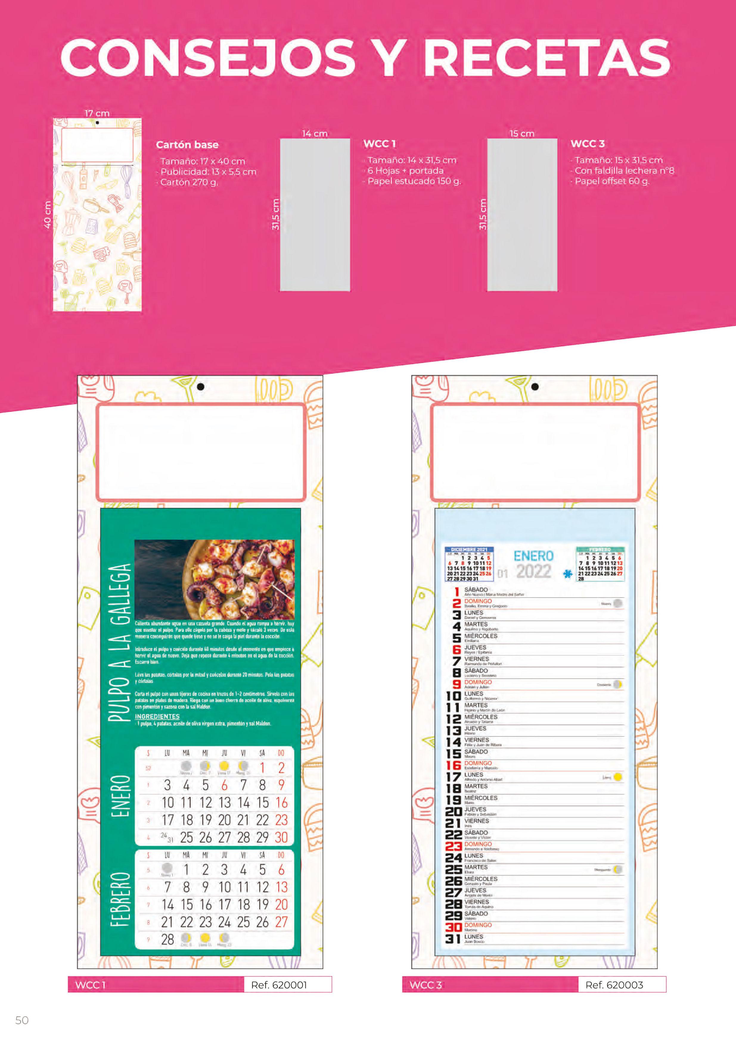 Foto 317 de Calendarios en Madrid | Gráficas Kalendex