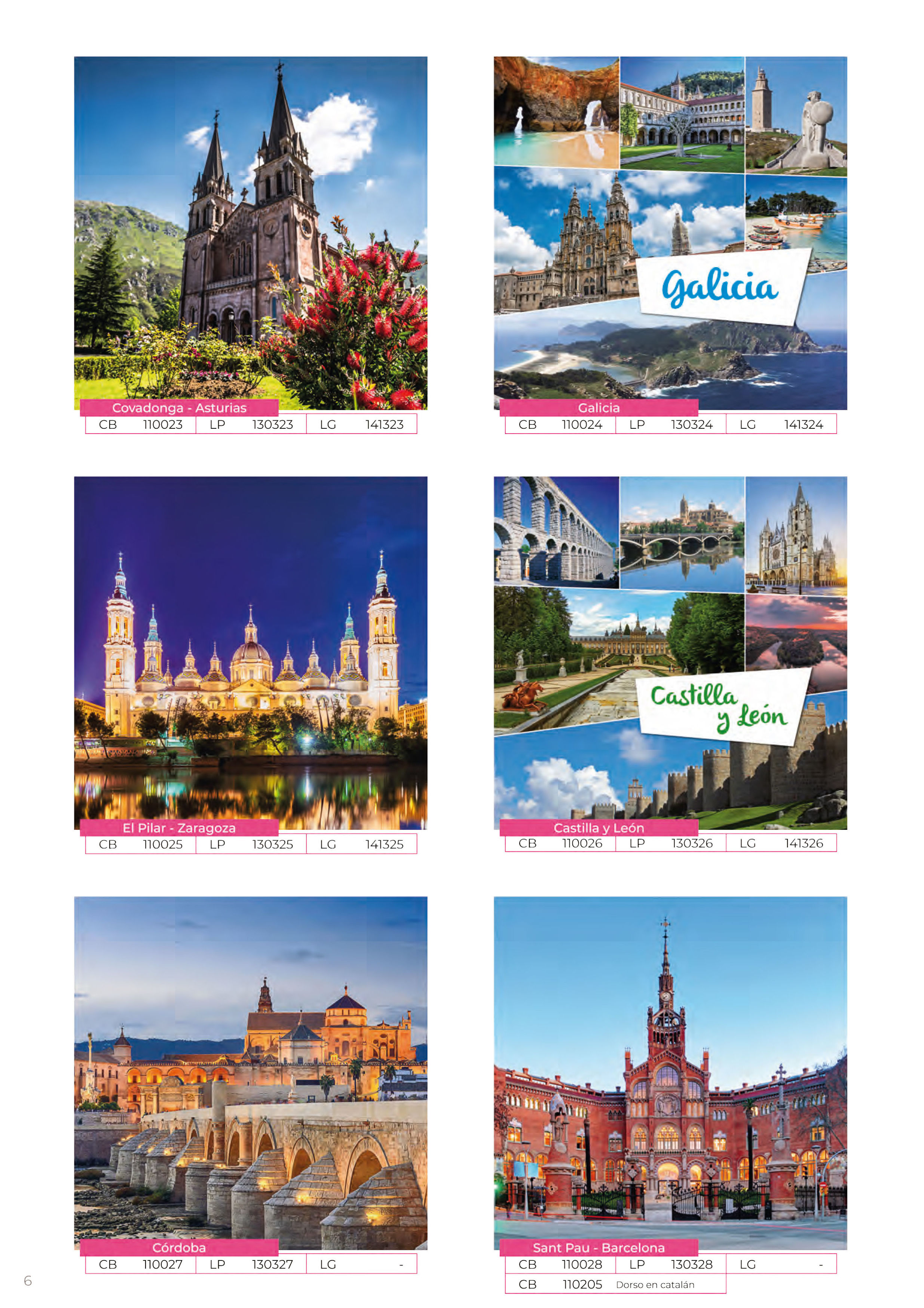 Foto 272 de Calendarios en Madrid | Gráficas Kalendex