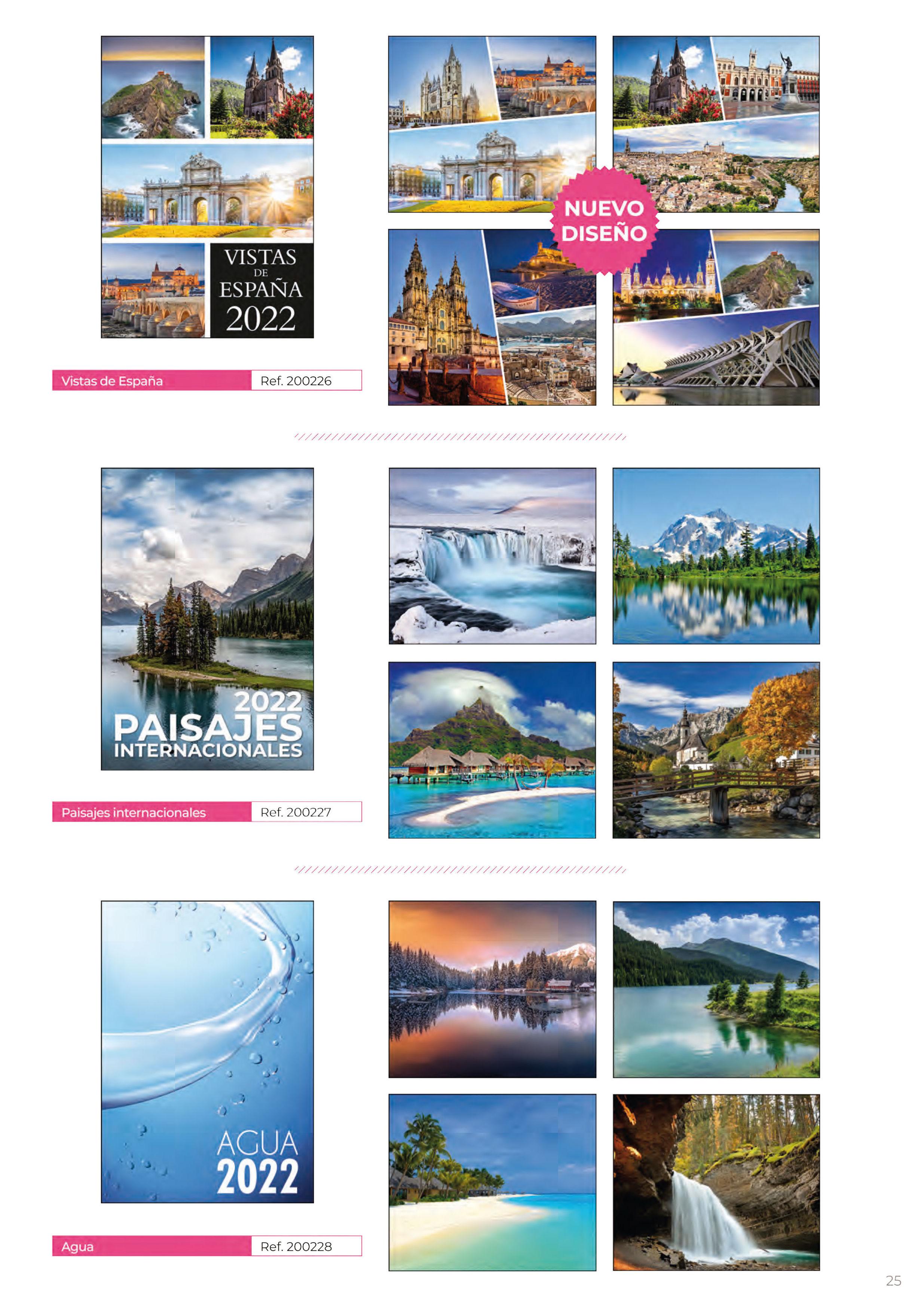 Foto 292 de Calendarios en Madrid | Gráficas Kalendex