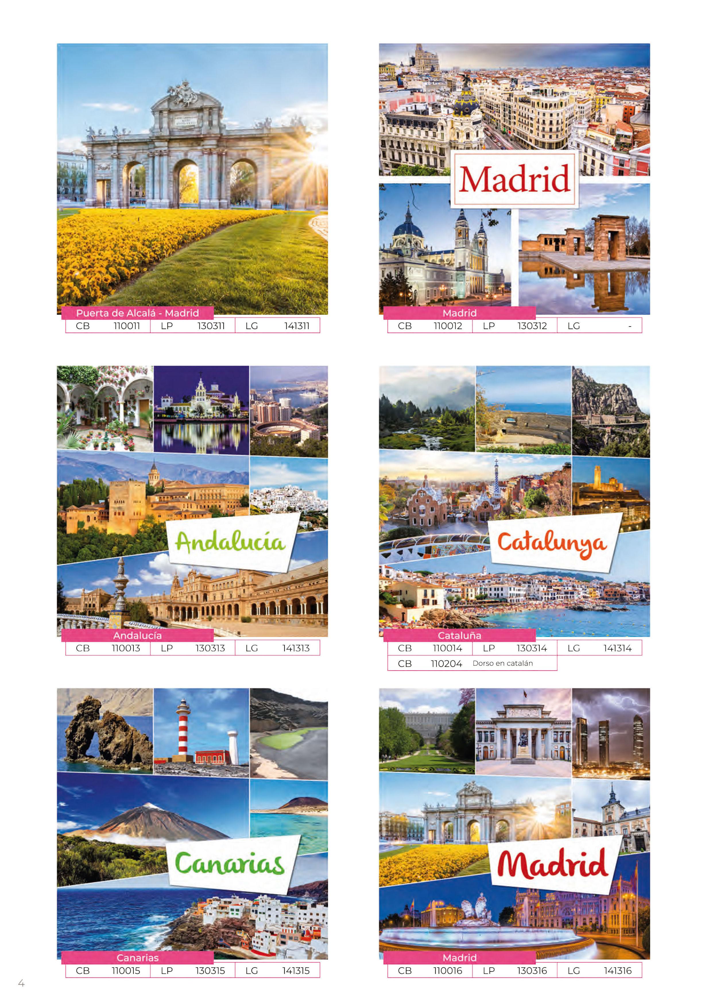 Foto 270 de Calendarios en Madrid   Gráficas Kalendex