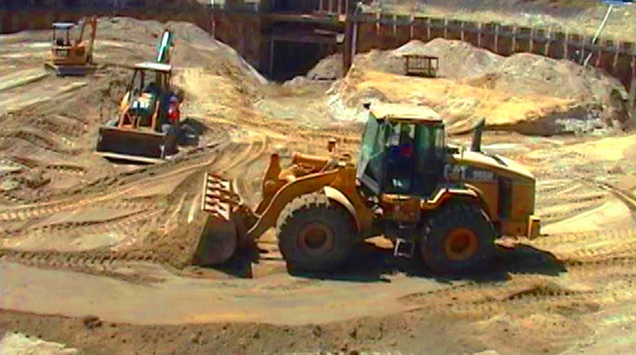 Demolición en Tenerife