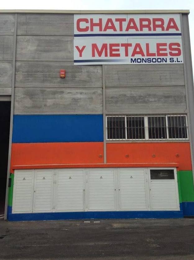 Recogida de metales tenerife