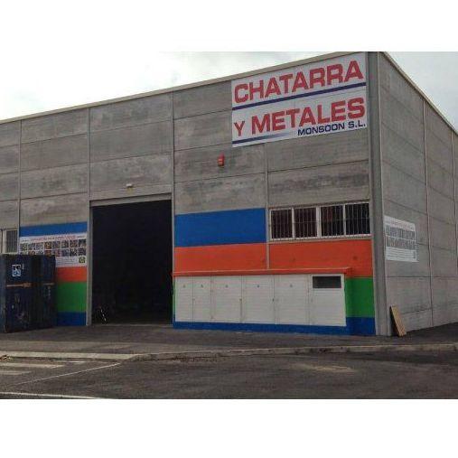 Chatarra y metales: Servicios de Chatarras y Metales Monsoon (Centro Las Chafiras)