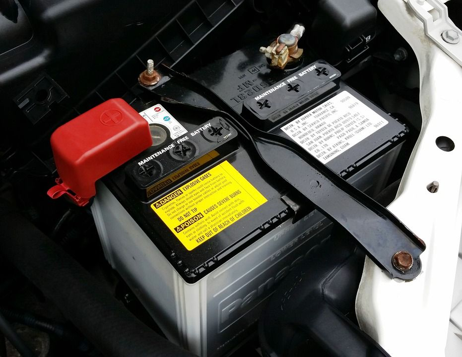 Compramos baterías usadas: Servicios de Chatarras y Metales Monsoon (Centro Las Chafiras)