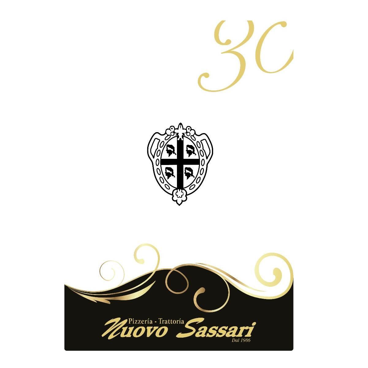 Carta: Nuestra carta de Pizzería Nuovo Sassari