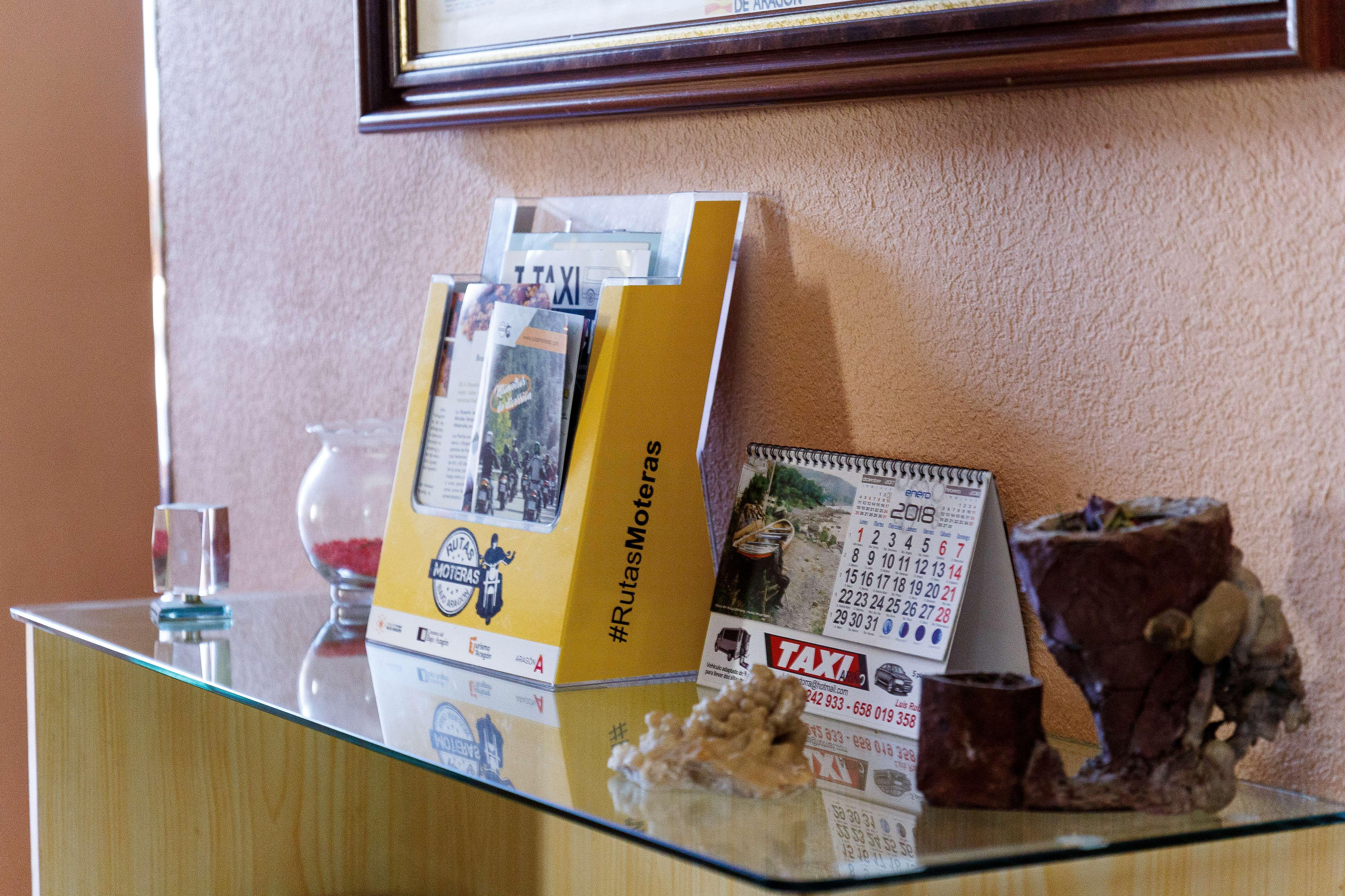 Hotel con restaurante en Teruel