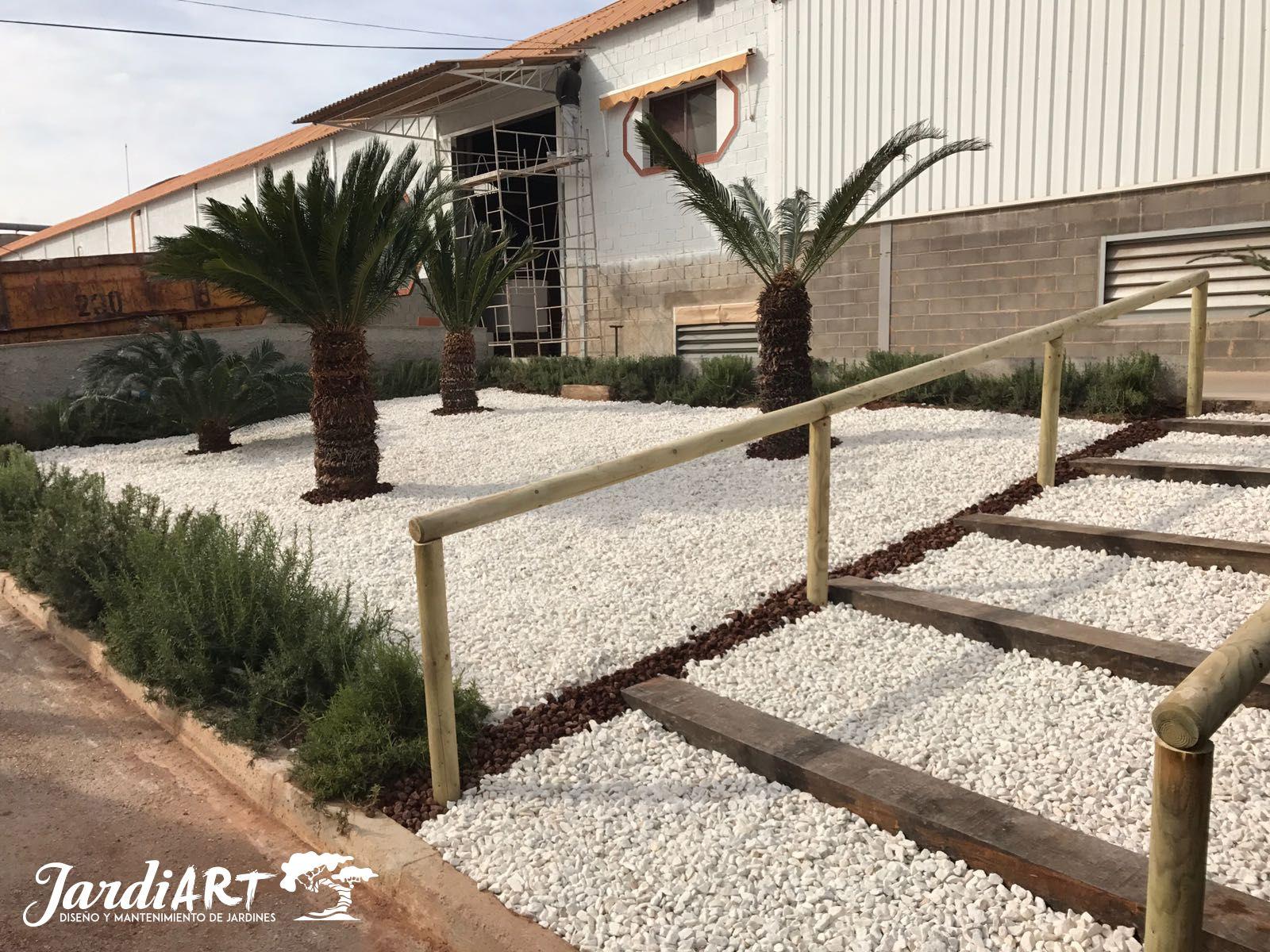 Diseño y mantenimiento de jardines en Castellón