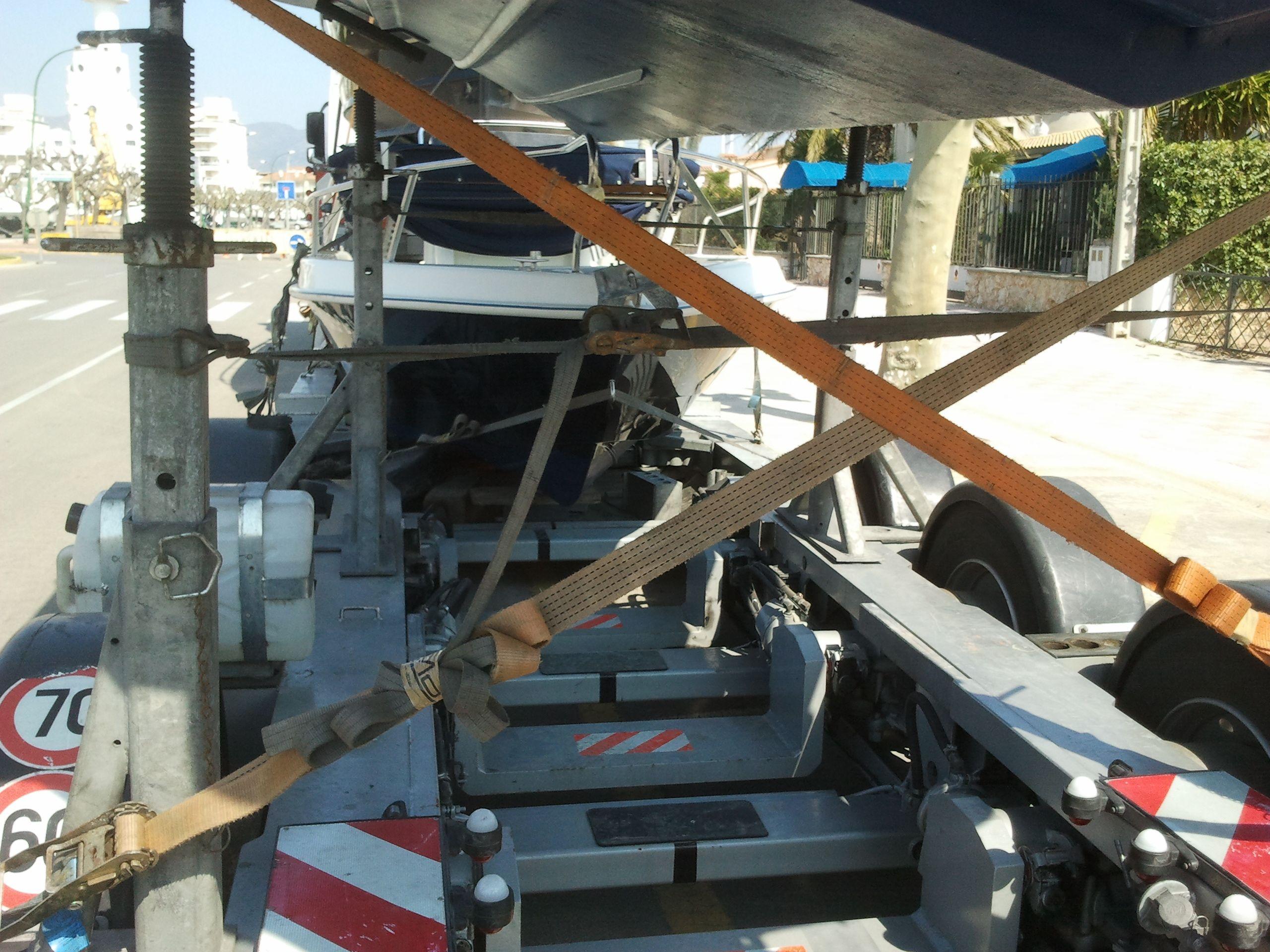 Foto 2 de Transporte por carretera en Molins de Rei | Transportes Gámez