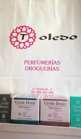 Productos de cosmética en Toledo