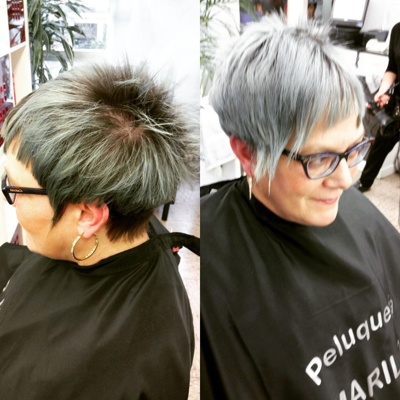 colores grises