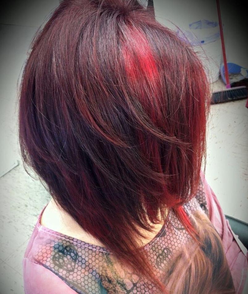 Mechas y tratamientos de color para el cabello