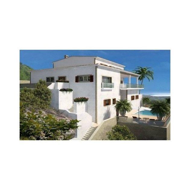 Casa de lujo en Son Vida. Ref. CV1059: Inmuebles de Inmobiliaria Cala Santanyí