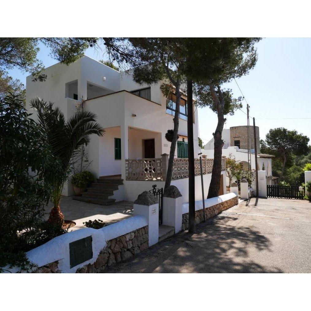 Chalet Cala Santanyi .Casa Maria Elena. Ref. C014 : Inmuebles de Inmobiliaria Cala Santanyí