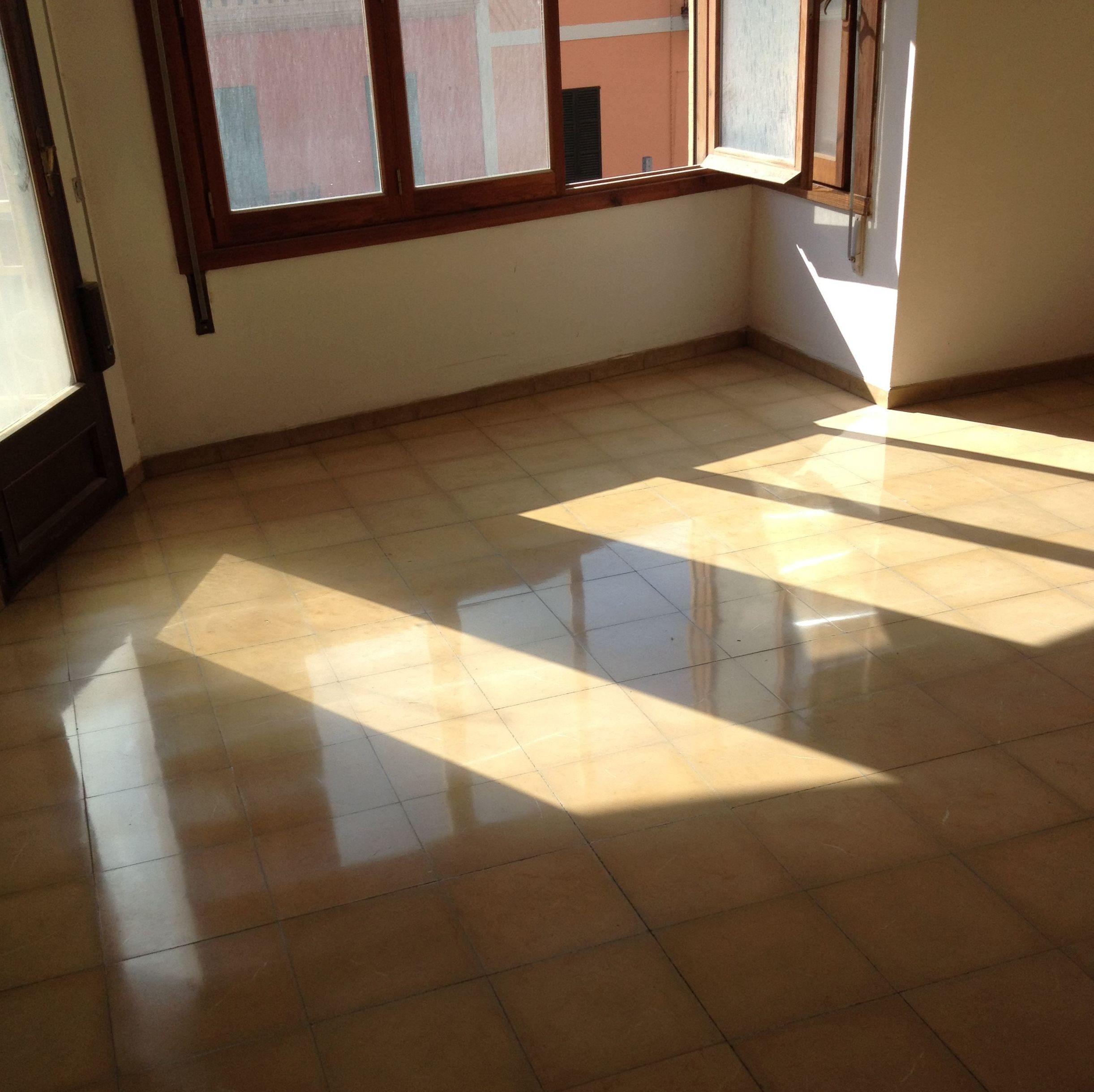 Tratamientos de pulido y abrillantado de diferentes pavimentos,tipo mármol, terrazo, hidráulico...