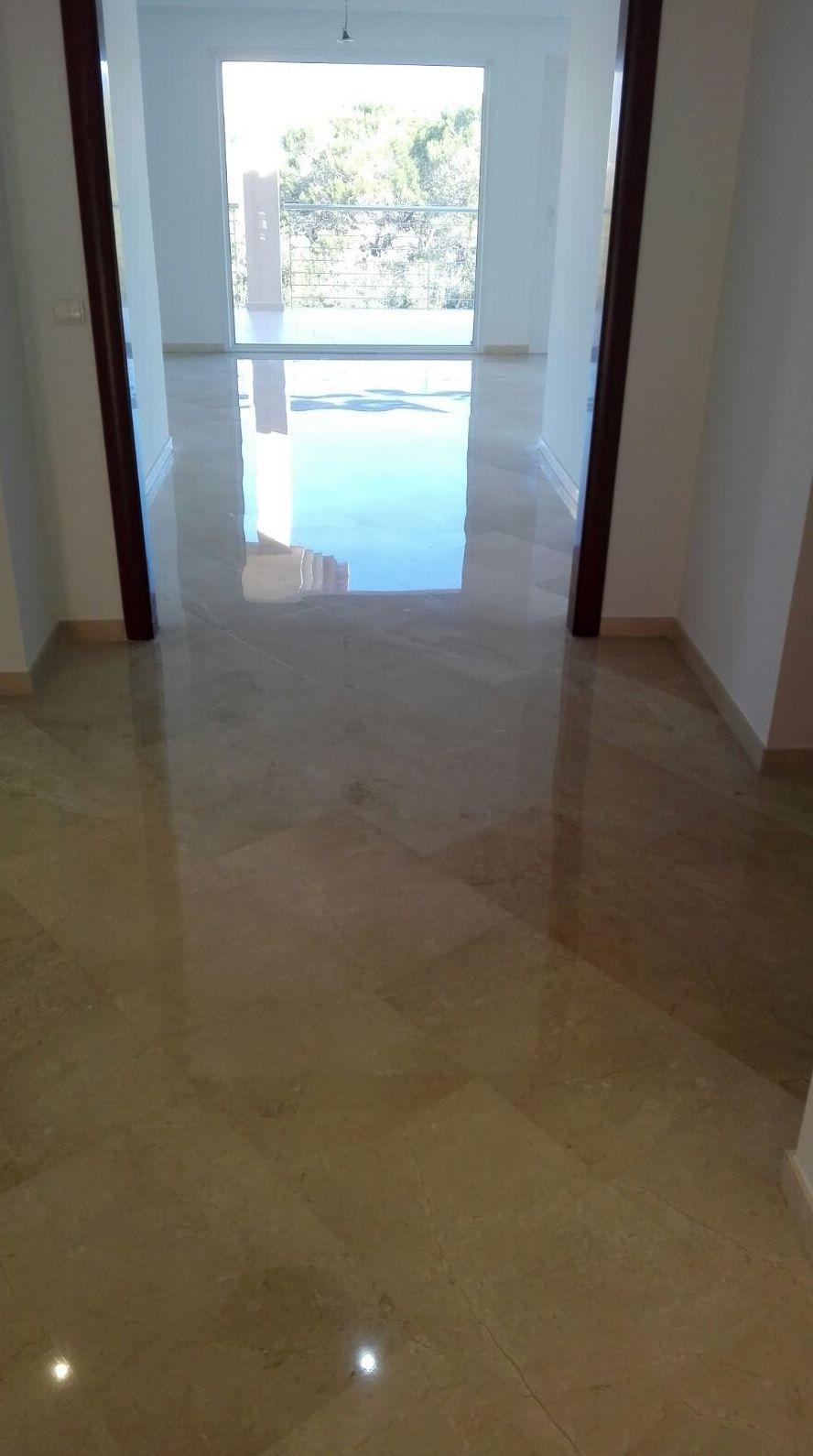 Vitrificado de mármol Palma de Mallorca