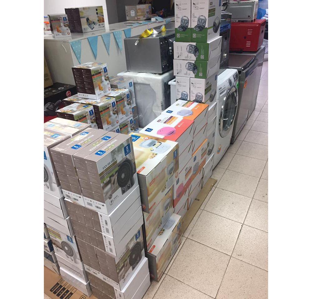 Electrodomésticos baratos en Valdemoro