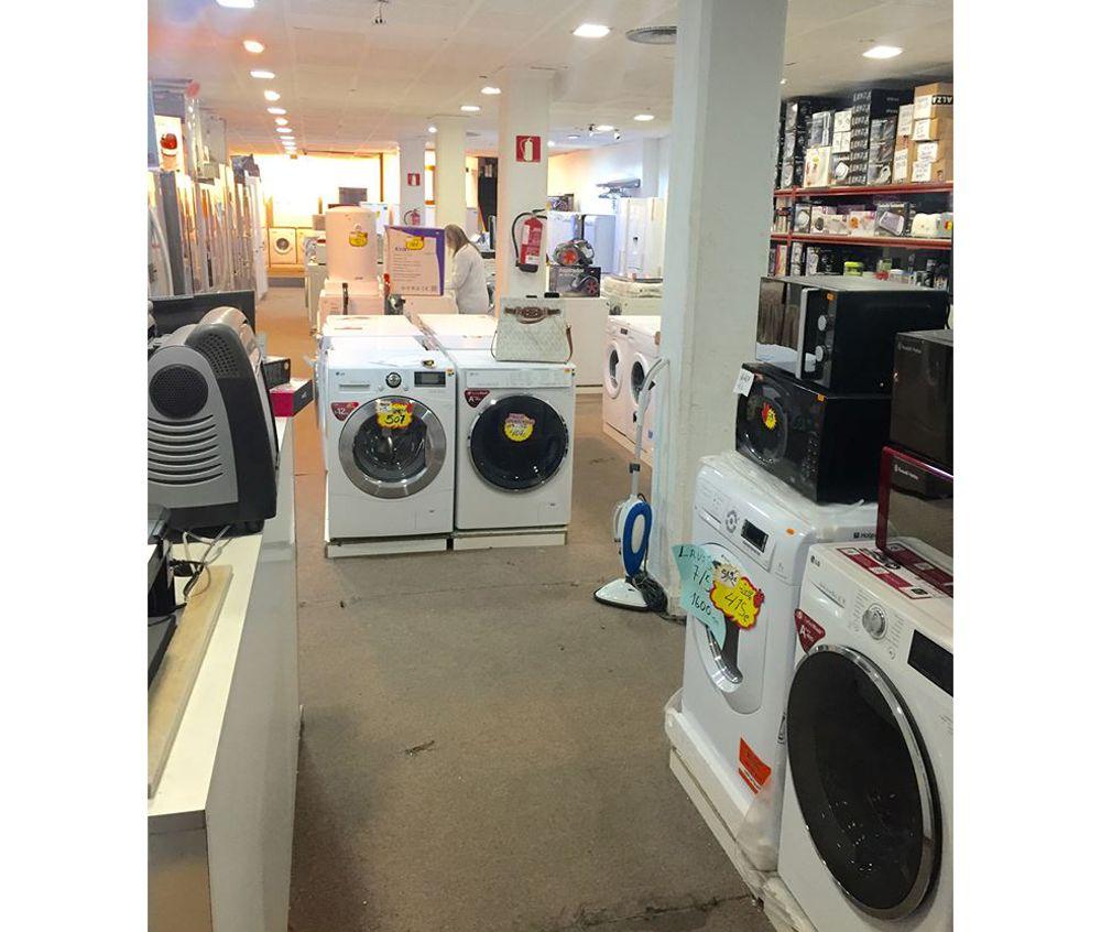 Lavadoras de outlet en Pueblo Nuevo