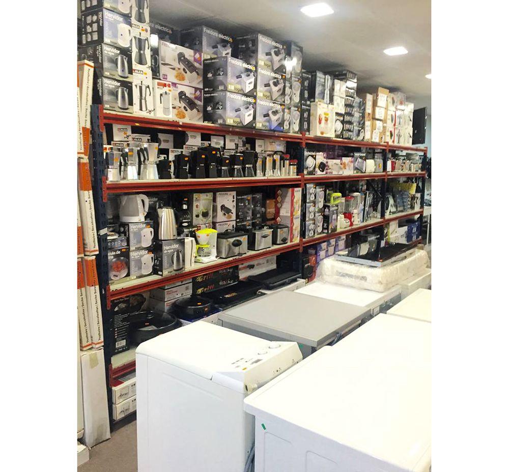 Outlet de pequeño electrodoméstico en Pueblo Nuevo