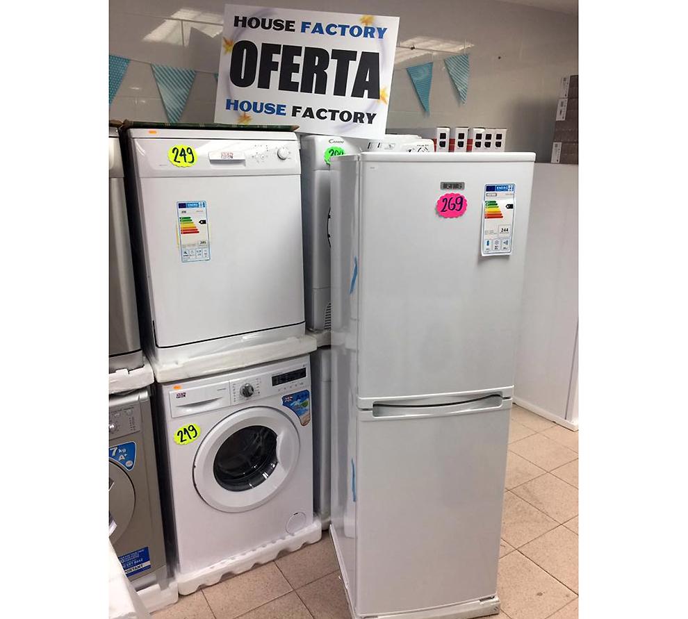 Electrodomésticos de ocasión en Paseo de Extremadura