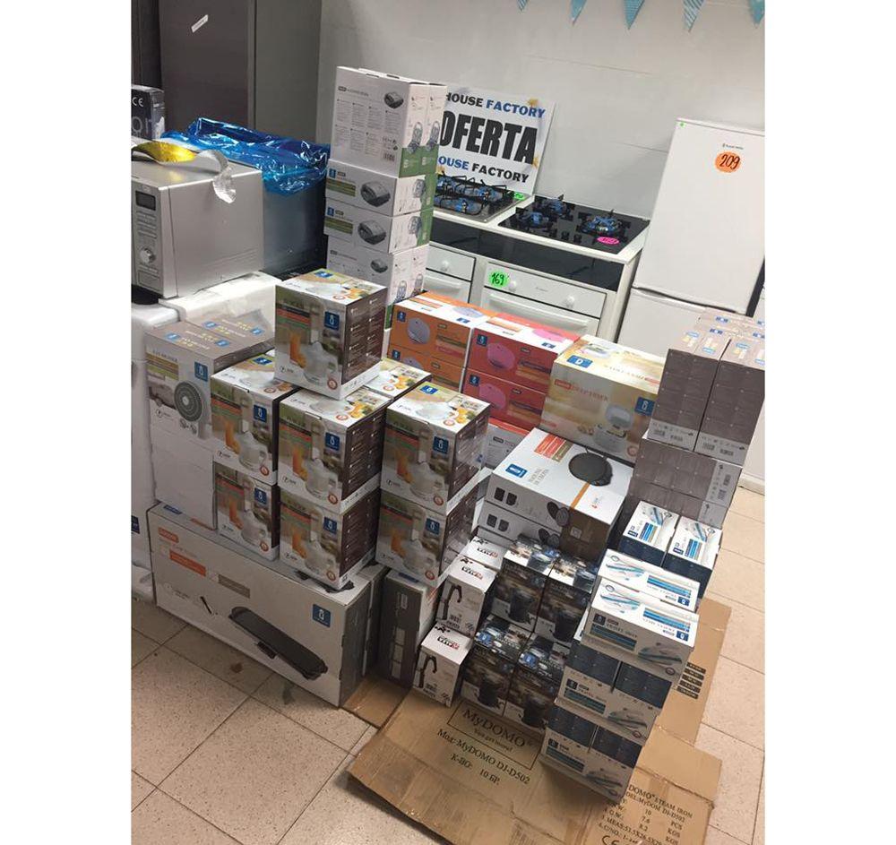 Electrodomésticos de oferta en Pueblo Nuevo