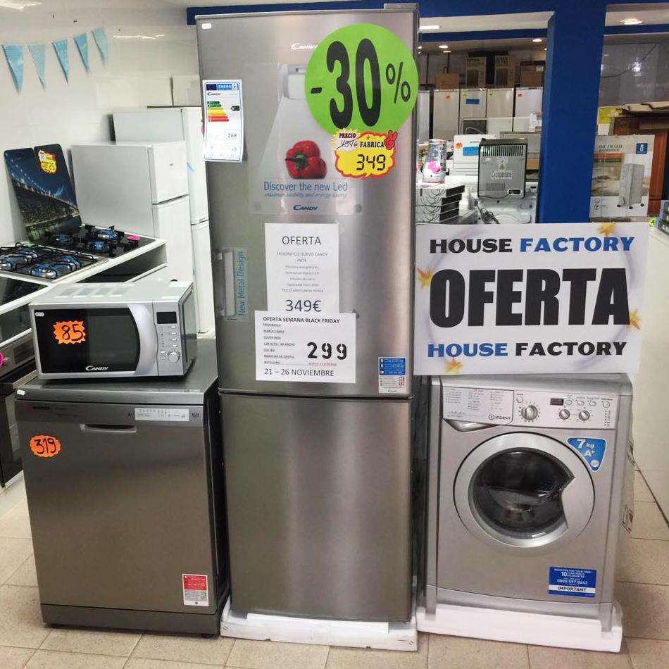 Electrodomésticos baratos en Paseo de Extremadura