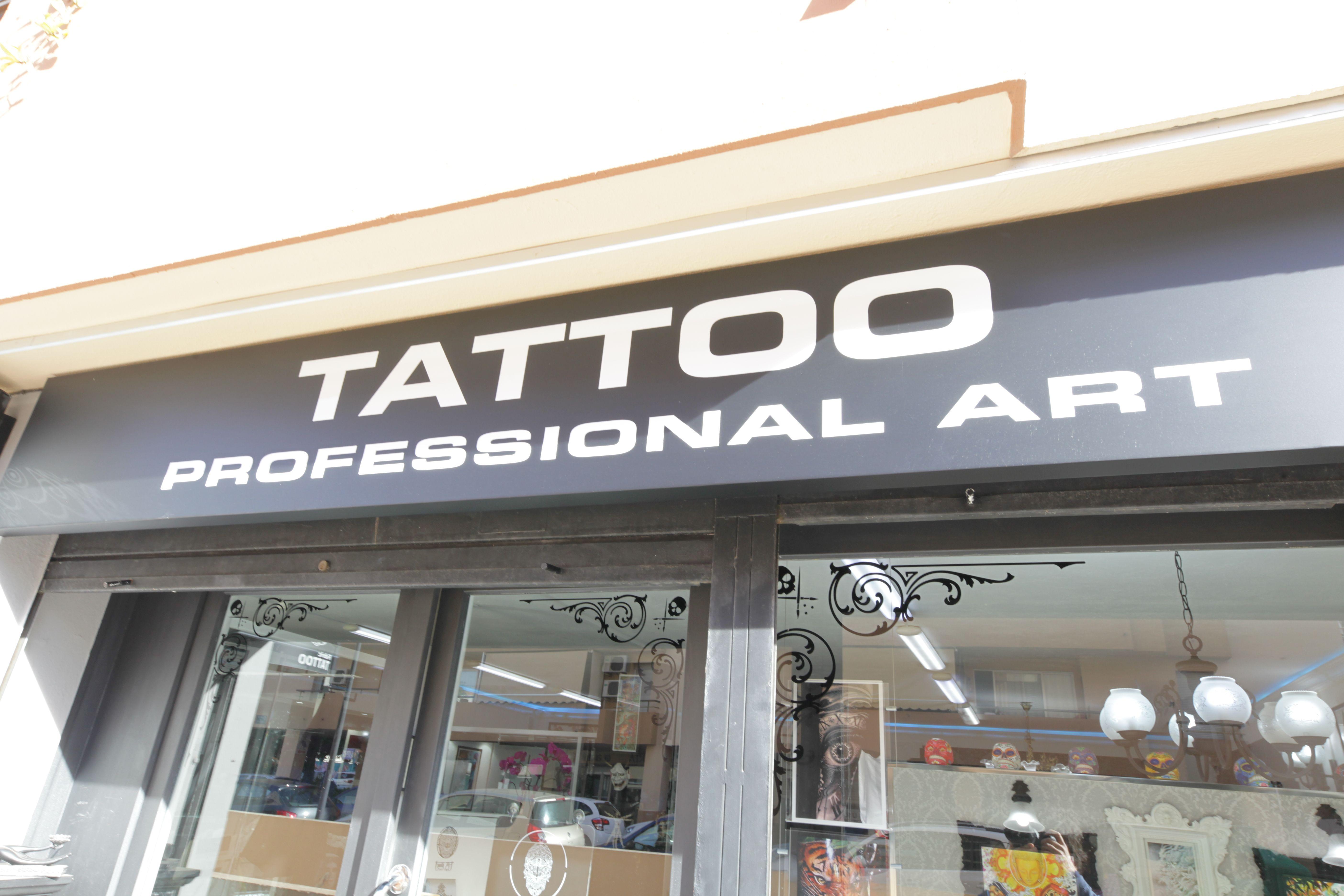 Foto 9 de Tatuajes en Eivissa | Fabric Tattoo Ibiza