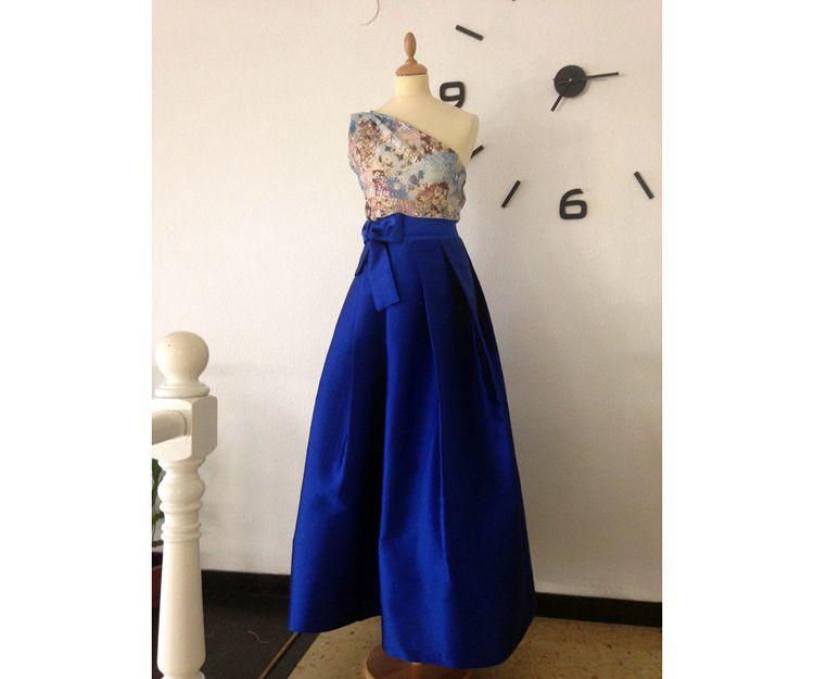 Confección de vestidos de fiesta en Pamplona