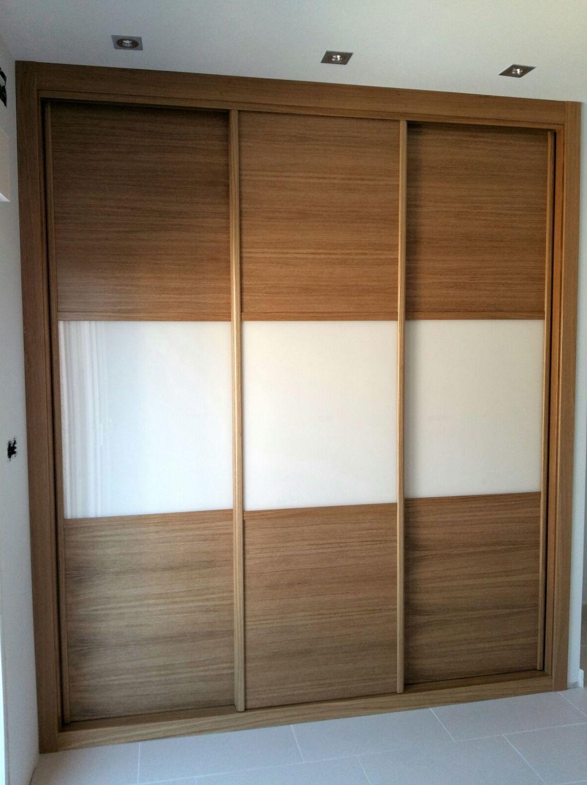 Puertas de armarios en Pontevedra