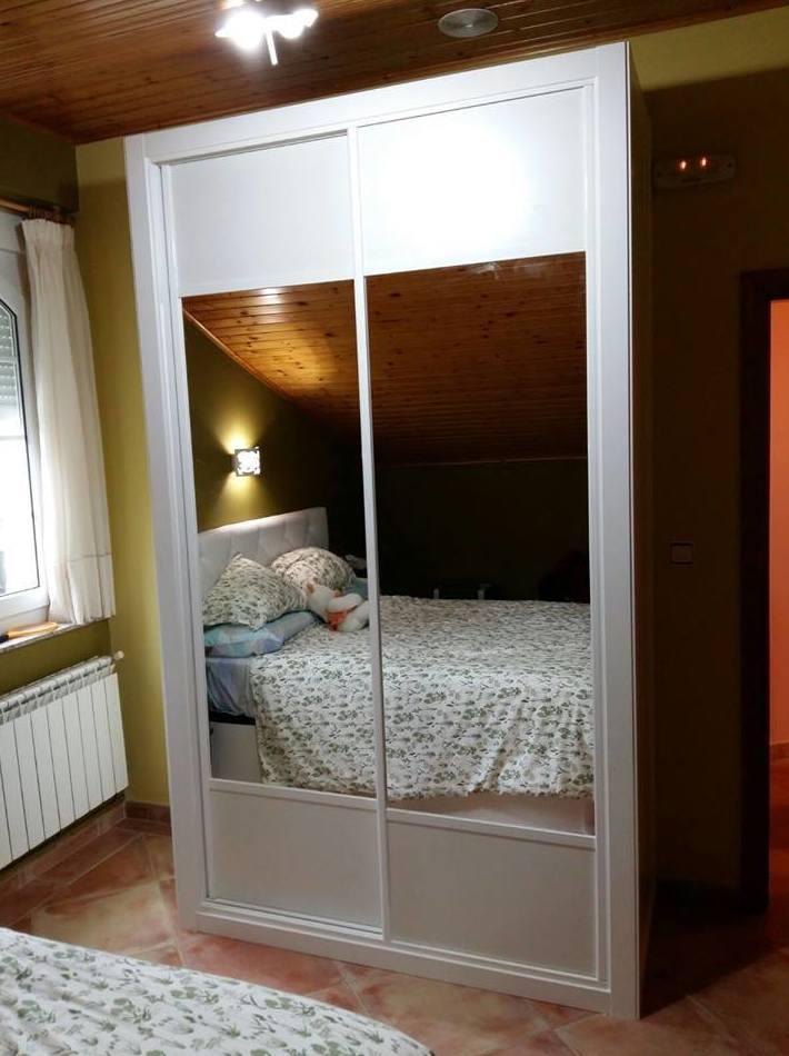 Fábrica de armarios en Pontevedra