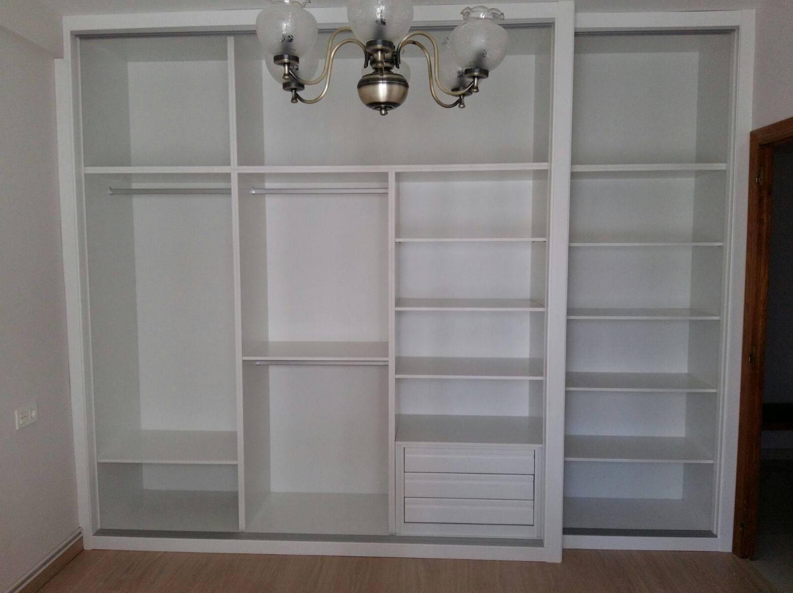 Interiores de armario a medida