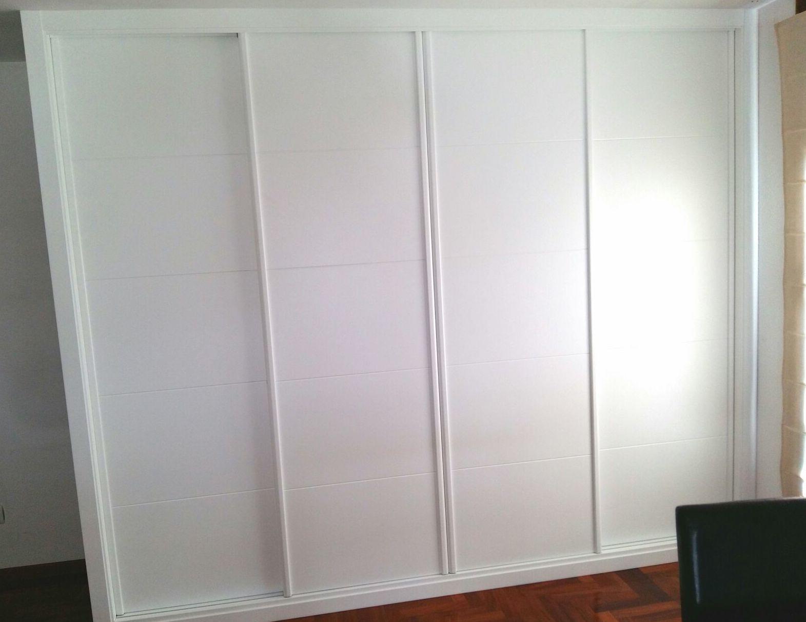 Frentes de armario en Pontevedra