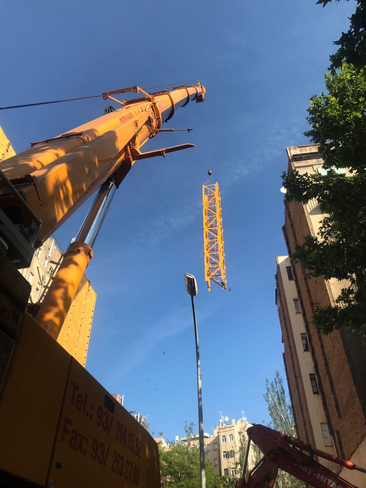 Alquilamos casetas de obra en Barberà del Vallès