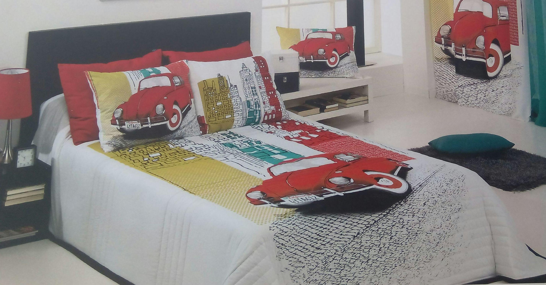 Ropa de cama de diversos estilos