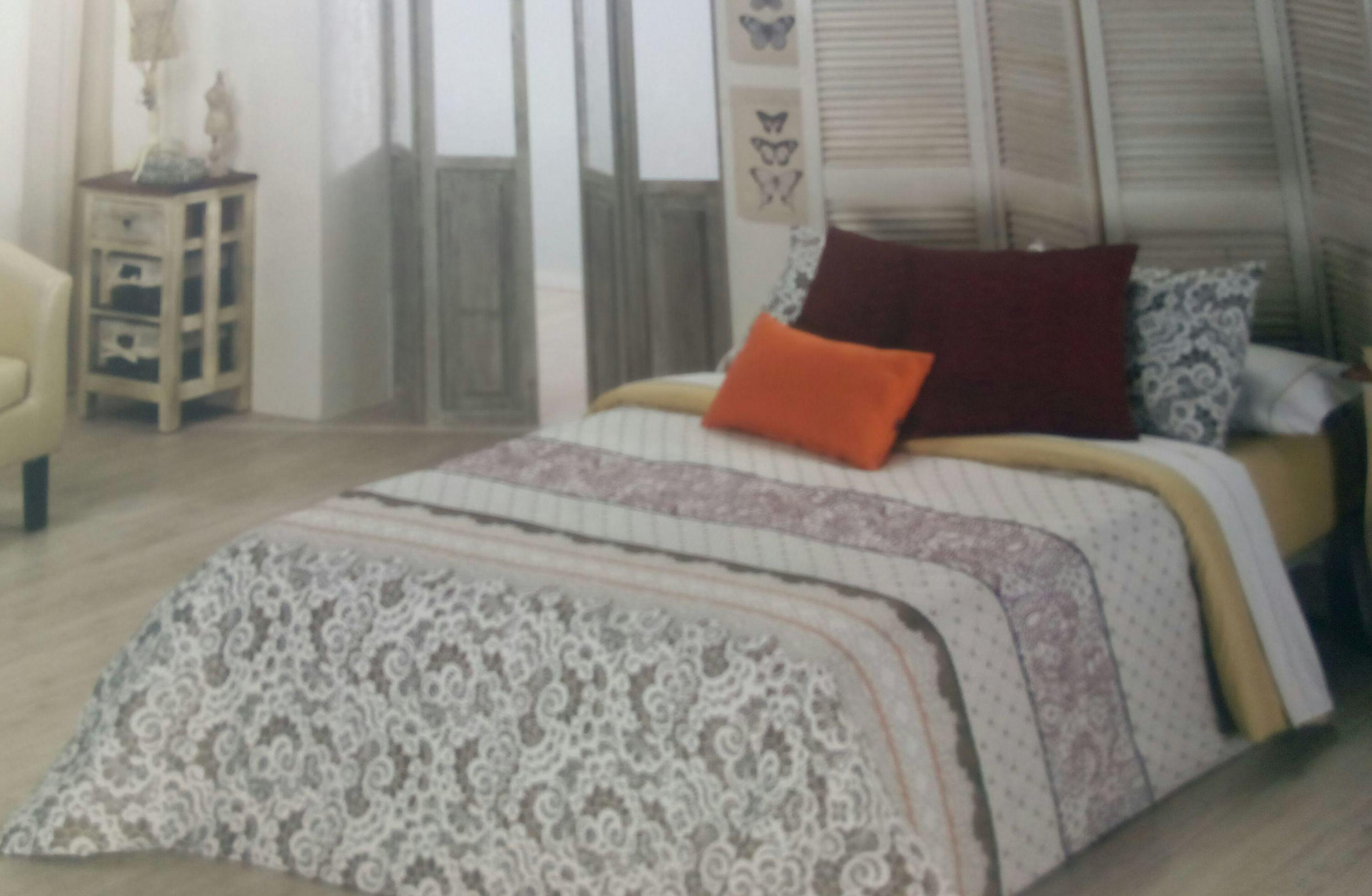 Diseño y confección de ropa de cama