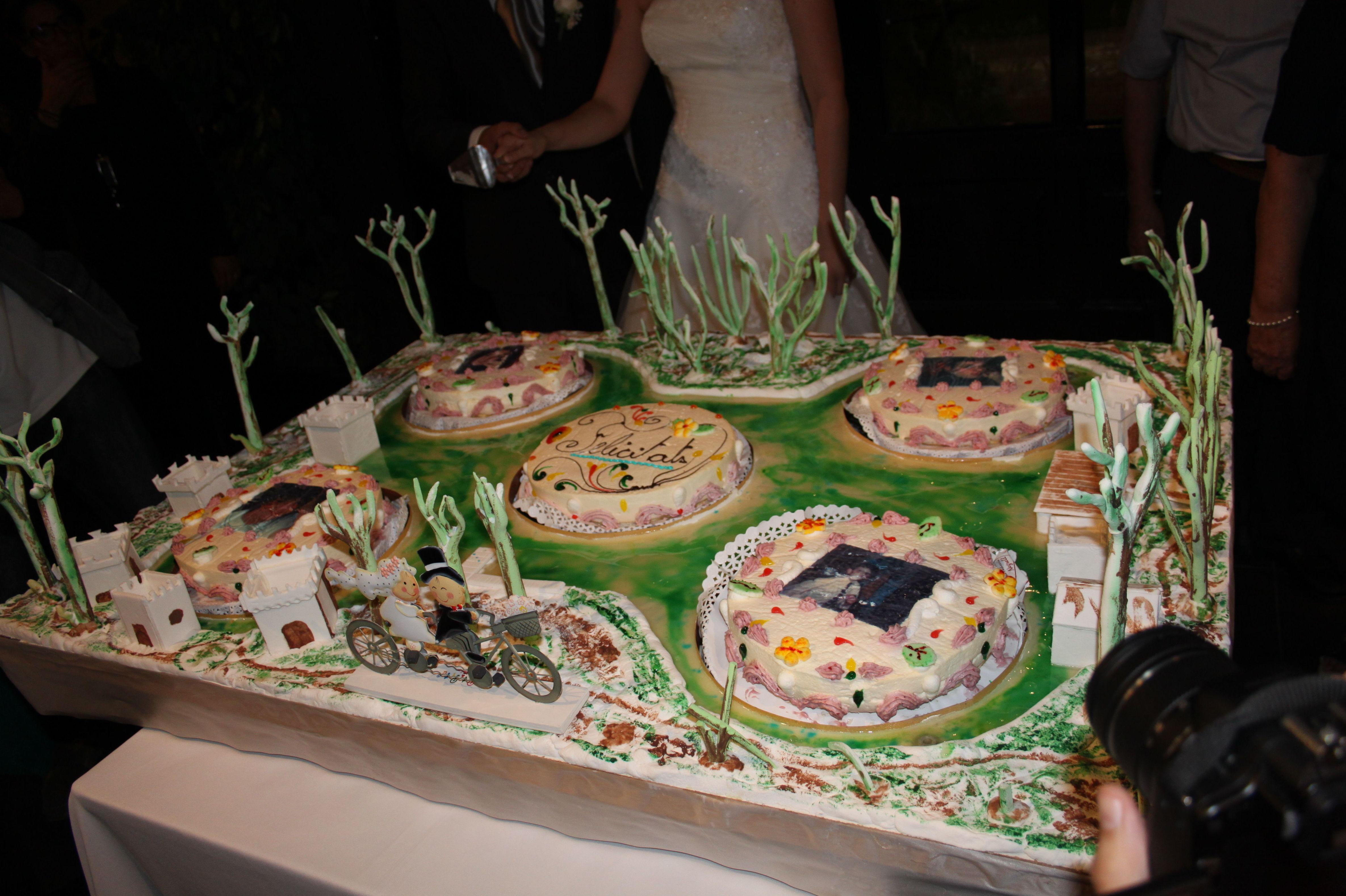 Roscones y tartas