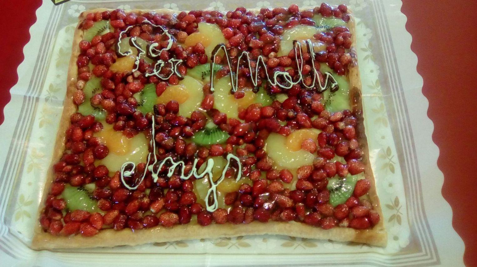 Hacemos tu tarta a tu gusto! ven a conocernos!