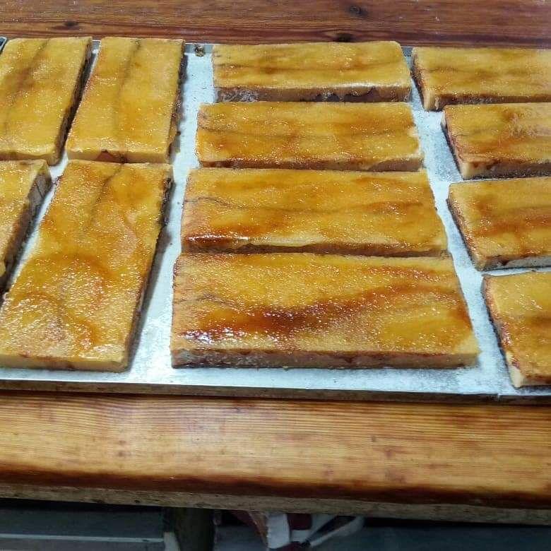 Turrones de yema, endulza las Navidades con Pastisseria Negrell