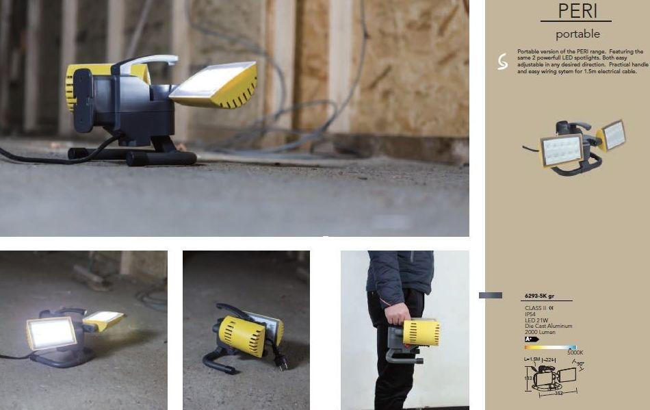 """Proyector """" PERI """": Productos de Centro Led Almería"""