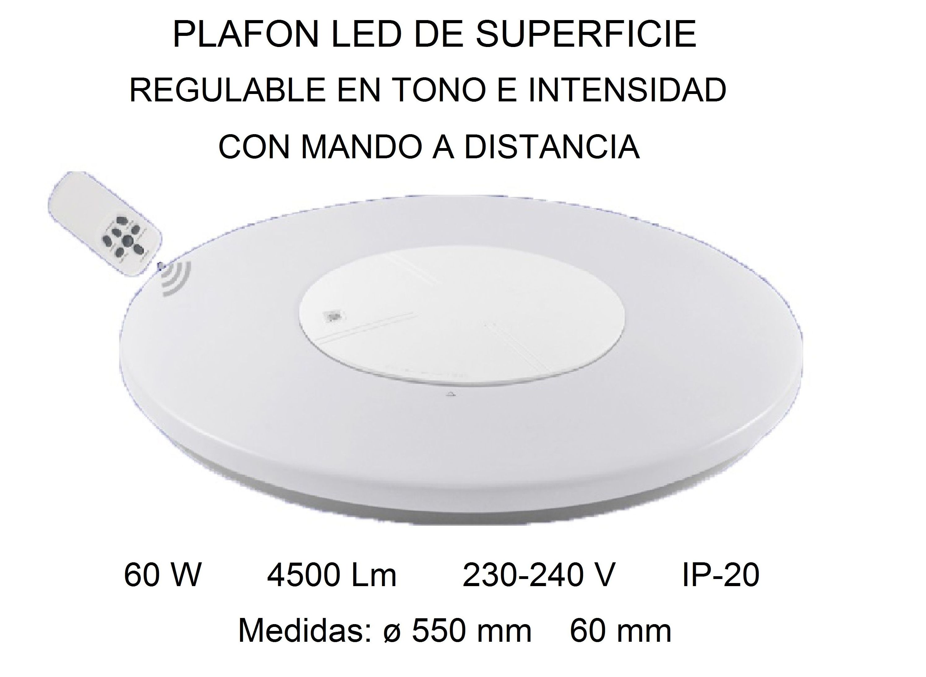 Plafon superficie: Productos de Centro Led Almería