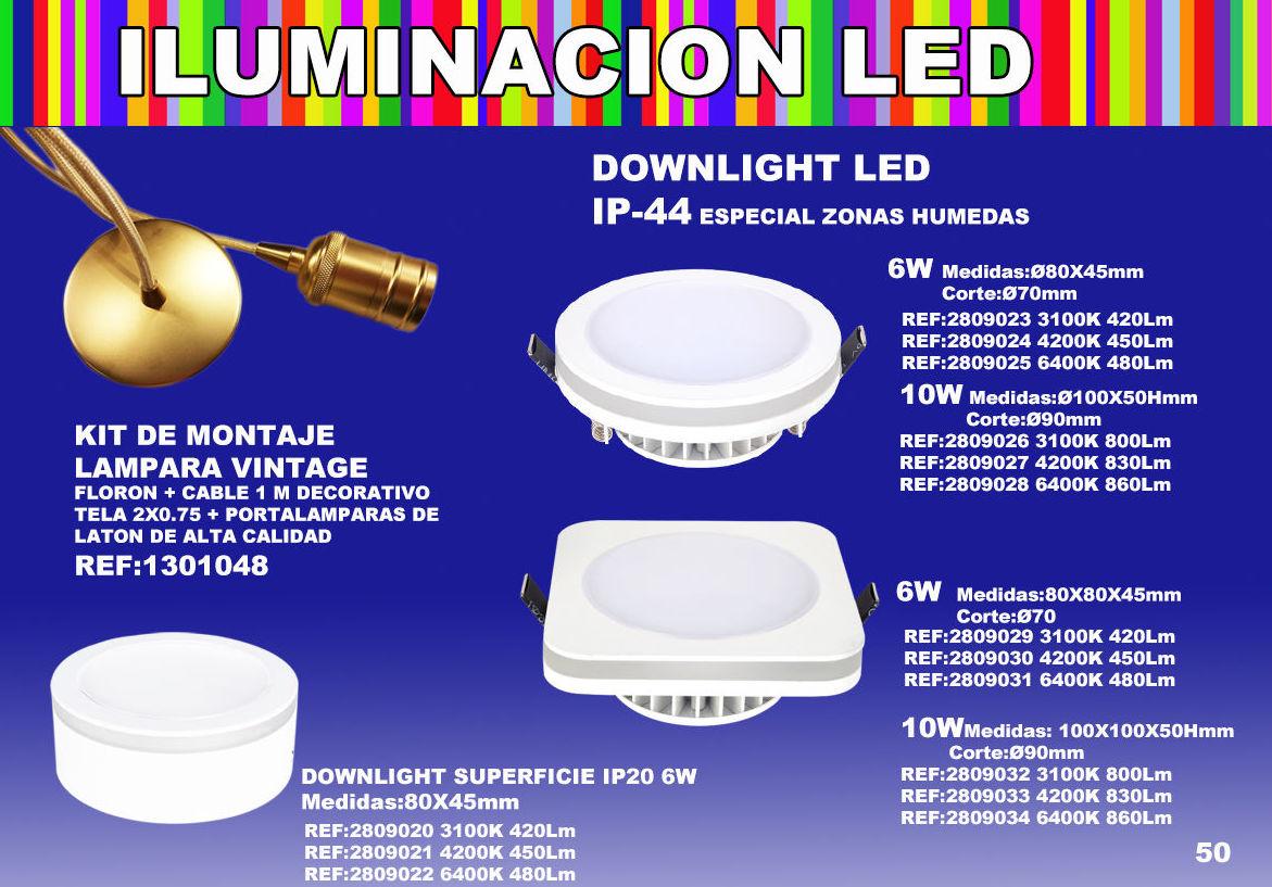 Retroiluminado: Productos de Centro Led Almería