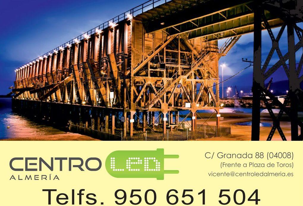 Foto 4 de Iluminación y lámparas en Almería | Centro Led Almería