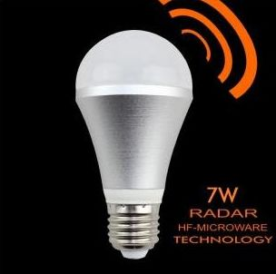 Lampara led 7W radar: Productos de Centro Led Almería