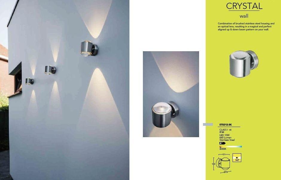 """Modelo """" CRYSTAL """": Productos de Centro Led Almería"""