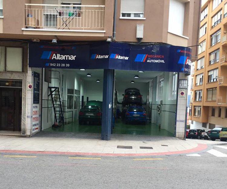 Taller integral del automóvil en Santander
