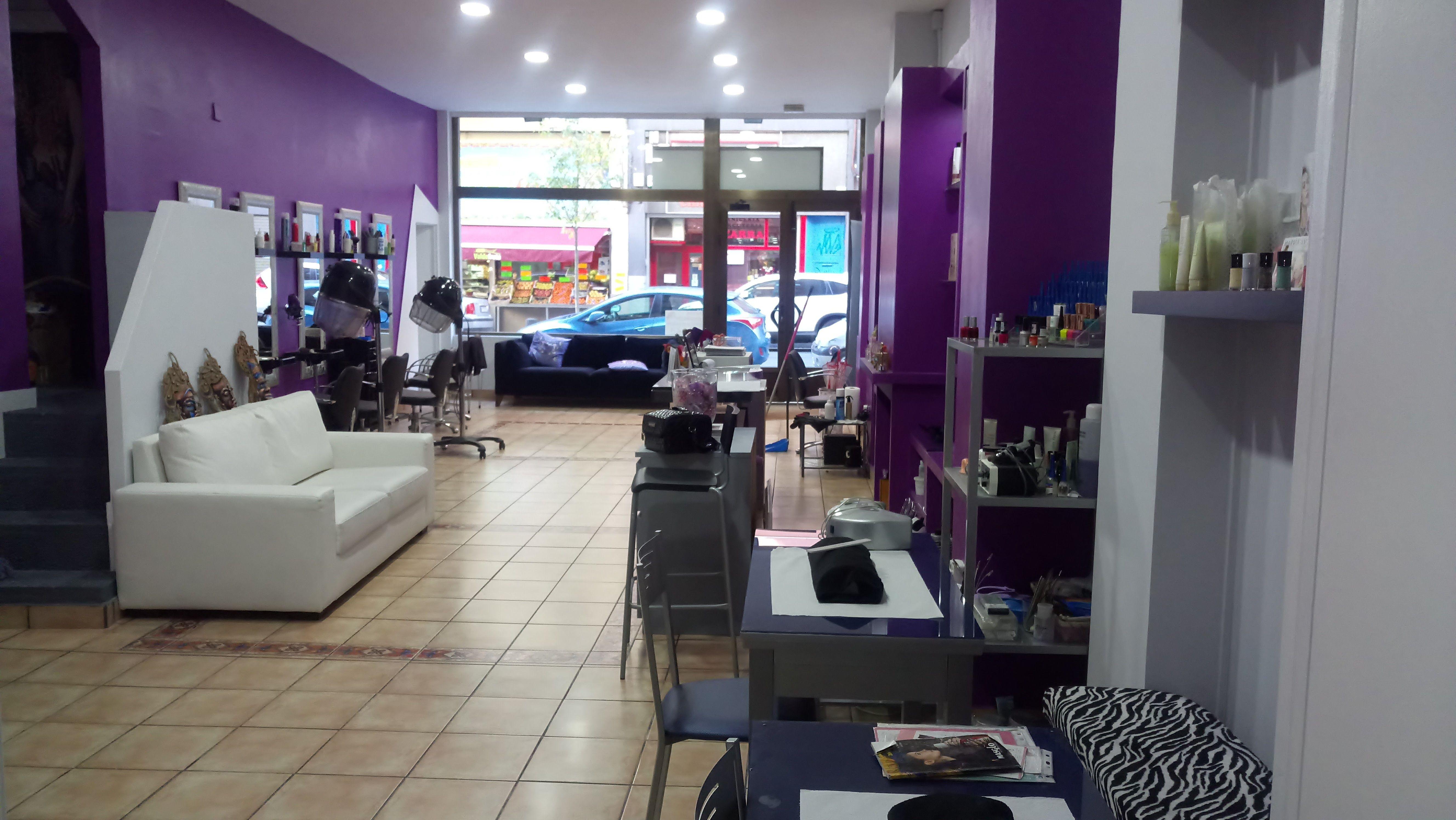 Extensiones de pelo y peluquería Bilbao