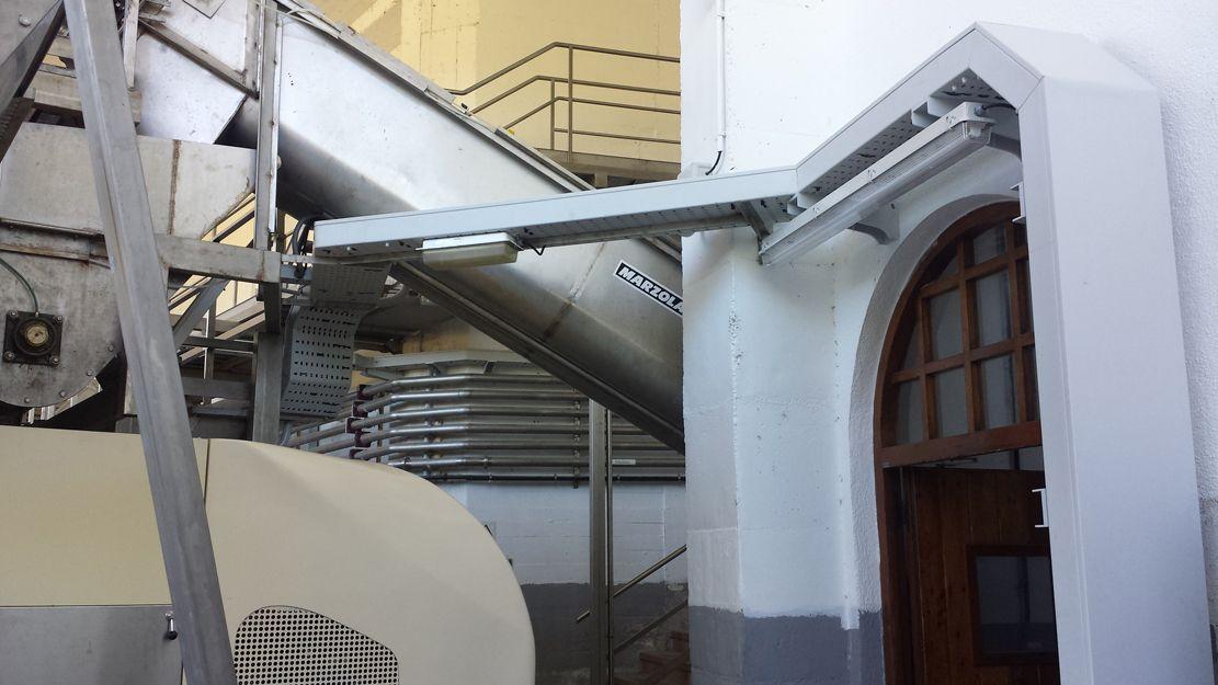 Canalizaciones con tubería de acero inoxidable