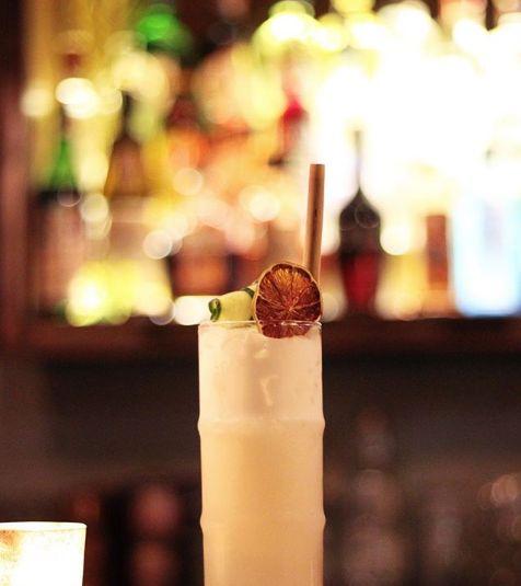 Bar coctelería Barcelona